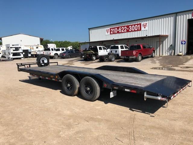 Flatdeck trailer