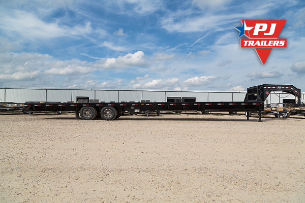 Extra Long trailer from PJ Trailers