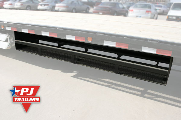 side storage for trailers