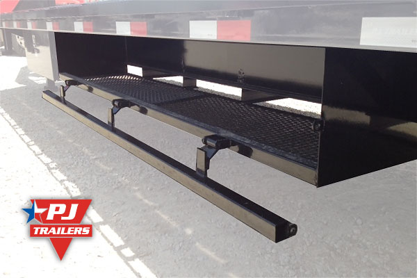 Storage for trailers