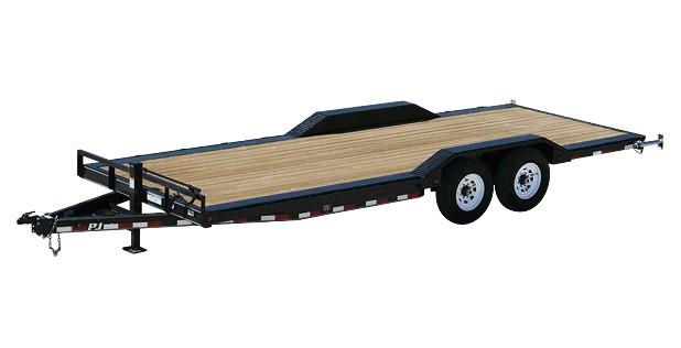 PJ 6 inch trailer