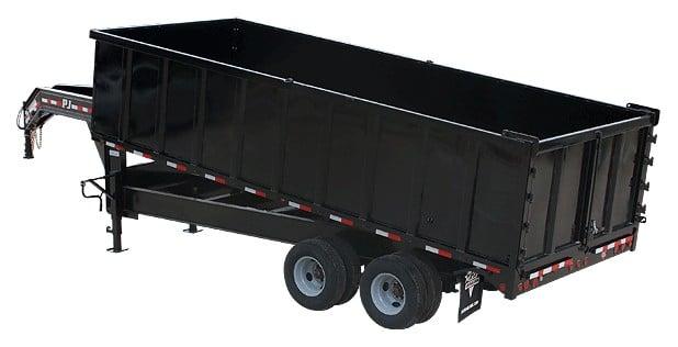PJ dump trailer from Nationwide Trailers