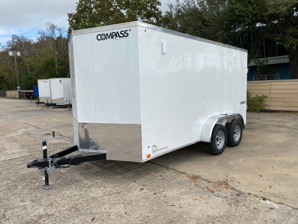 Compass Enclosed Cargo trailer